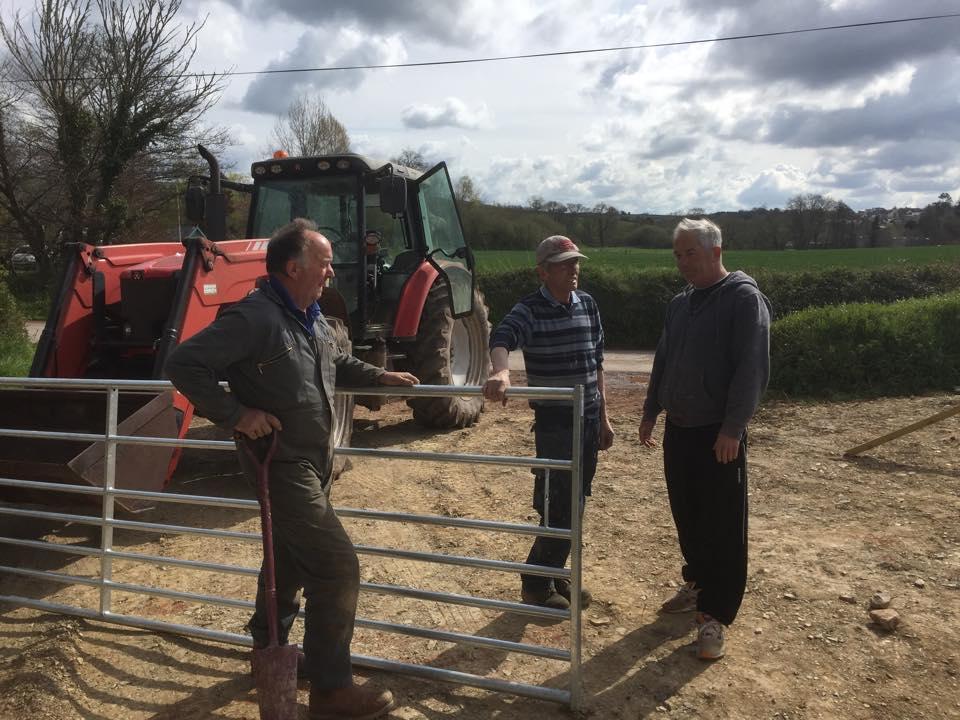 Burston Meadows Meetings